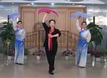 海派秧歌规定动作第二套 太湖春韵 视频音乐下载 61分钟完整教学版
