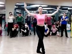 印度热舞神秘东亚 郑妍老师舞蹈