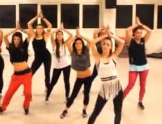 健身舞 自我陶醉舞蹈视频 现代舞 热情动感的广场舞