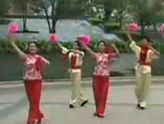 第一套海派秧歌完整动作示范 海派秧歌规定动作第一套视频音乐下载