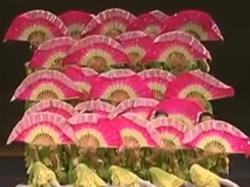 扇子舞茉莉花舞蹈视频
