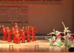 舞蹈皮影印象 上海市社区舞蹈及时装表演大赛舞蹈