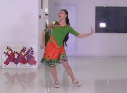 艺莞儿广场舞 学跳傣族舞 第十三讲 视频可下载