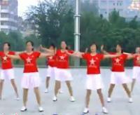 水兵舞《水月亮》茜茜老师