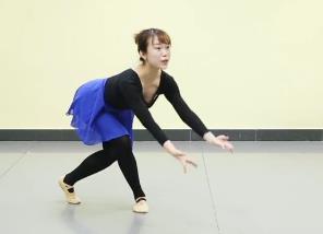 古典舞《恋人心》分解教学