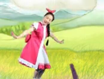 儿童舞蹈《爱劳动快乐多》让孩子也跳跳舞吧