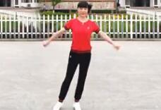 江西红舞鞋广场入门鬼步28步《春暖花又开》附教学