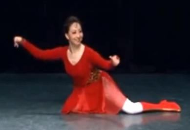 蒙古族舞蹈《天边》