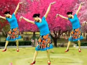 江西燕子广场舞《酒歌》蒙古族舞蹈