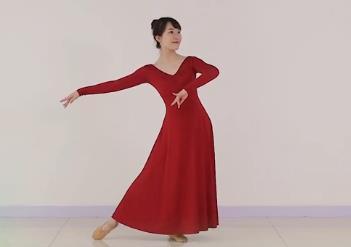 名师教你跳古典舞《红衣》