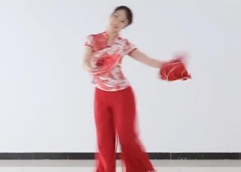 茜茜老師維族舞《送情郎》上