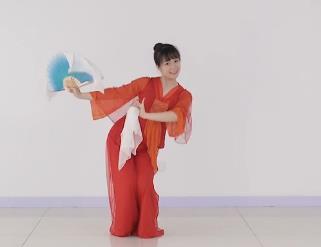陕北民族舞《一朵花》