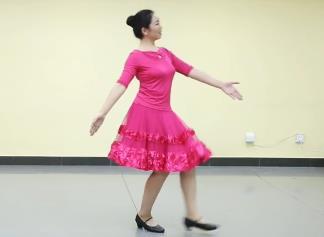 藏族舞《天上西藏》 教学视频