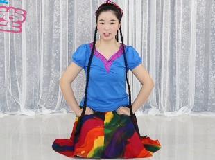 孔雪維族舞課堂 《眼睛訓練和移頸》