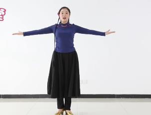 孔雪維族舞課堂 《轉》 新疆舞教學