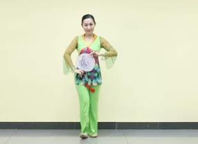 中国古典舞的身韵 (二十六)《兰亭序》教学