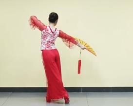 中国古典舞的身韵(二十七)《爱在山花烂漫时》