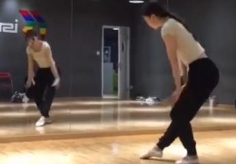 芳华舞蹈《绒花》教学 视频下载